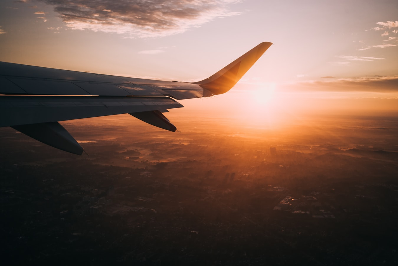 BTW op vliegtickets